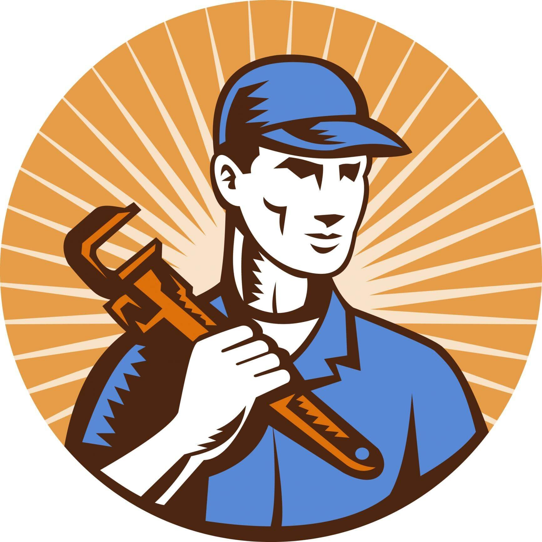 Expert Plumber Windsor Logo Animation